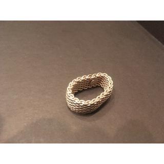 ティファニー(Tiffany & Co.)のTiffany & Co. ティファニー シルバー リング 指輪 (リング(指輪))