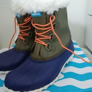 クロックス(crocs)のryoくん様専用native jimmy スノーブーツ ブーツ 長靴 クロックス(ブーツ)