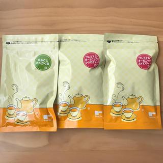 ティーライフ(Tea Life)の★ティーライフ オーガニックルイボスティー2袋+まるごとさんかく茶1袋★(茶)