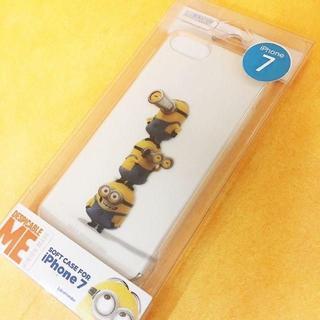 ミニオン(ミニオン)のミニオンズ iPhone7 スマホケース MINI13C(iPhoneケース)