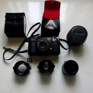 オリンパス(OLYMPUS)のオリンパスカメラ(フィルムカメラ)