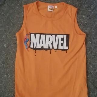 ジーユー(GU)のMARVEL ノースリーブ 140 GU(Tシャツ/カットソー)