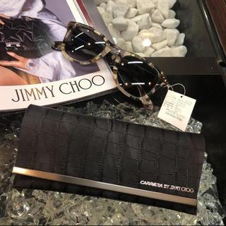 ジミーチュウ(JIMMY CHOO)のJIMMY CHOO  サングラス   ⭐️ 新品 タグ付き ⭐️(サングラス/メガネ)