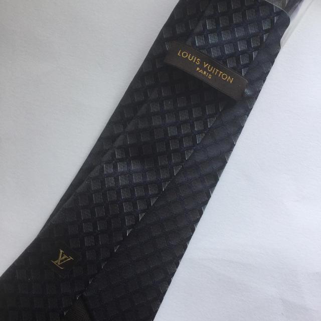 LOUIS VUITTON(ルイヴィトン)のルイヴィトン ネクタイ used  メンズのファッション小物(ネクタイ)の商品写真