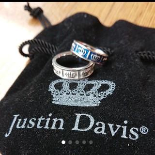 ジャスティンデイビス(Justin Davis)のjustin davis Pride & Joy/Crown 2個セット(リング(指輪))