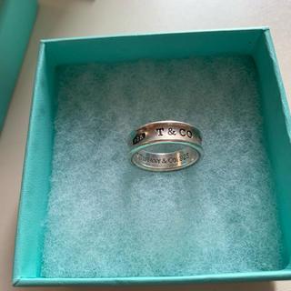 ティファニー(Tiffany & Co.)のTiffany & Co. 指輪 19号(リング(指輪))