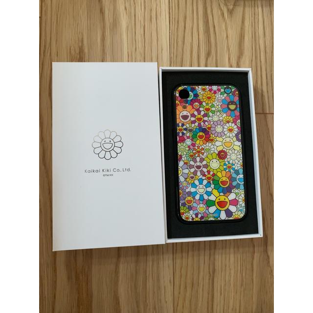 iphone ソフトケース 、 iPhone - 村上隆 XR iPhone Flower ハードケース アイフォンケース 新品の通販 by しょうわ|アイフォーンならラクマ