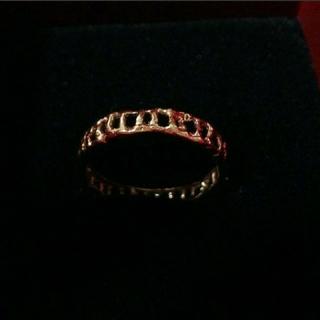 カオル(KAORU)のKAORU K10 はしごリング 4号(リング(指輪))