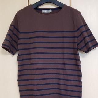 ナノユニバース(nano・universe)のnano universe ボーダーTシャツ(Tシャツ/カットソー(半袖/袖なし))
