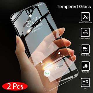 アンドロイド(ANDROID)のRedmi Note 5 用 保護ガラス 2枚(保護フィルム)