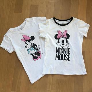 ユニクロ(UNIQLO)の半袖Tシャツ 2枚セット(Tシャツ/カットソー)