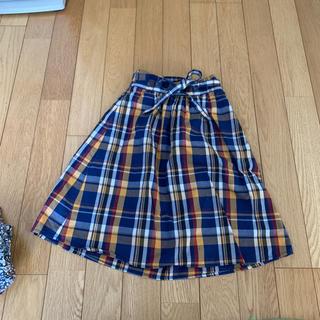ジーユー(GU)のgu スカート キッズ 110センチ(スカート)