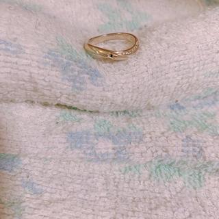 ザキッス(THE KISS)のTHE KISS アナと雪の女王 エルサモデル リング 7号(リング(指輪))