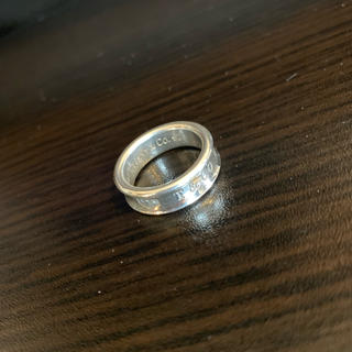 ティファニー(Tiffany & Co.)のTIFFANY シルバーリング 925(リング(指輪))