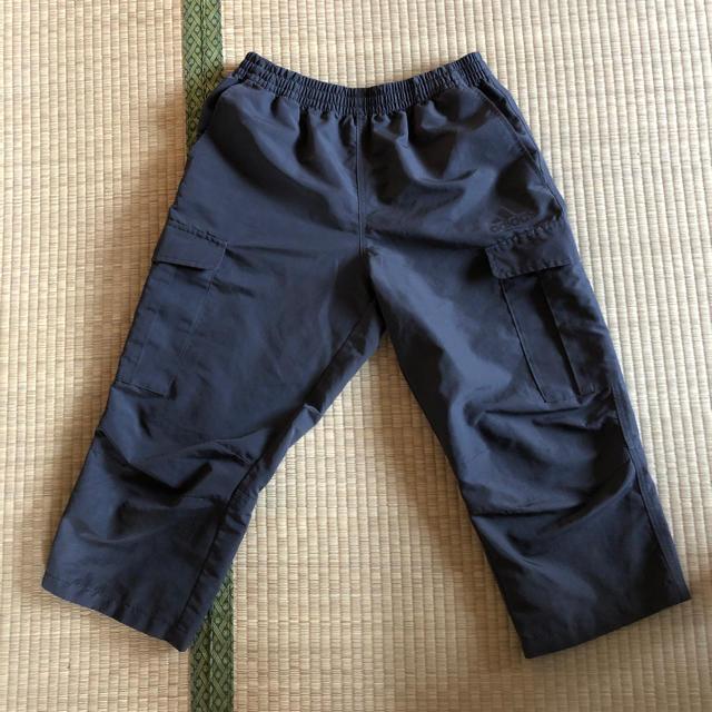 adidas(アディダス)のアディダス ハーフパンツ 160 キッズ/ベビー/マタニティのキッズ服 男の子用(90cm~)(パンツ/スパッツ)の商品写真