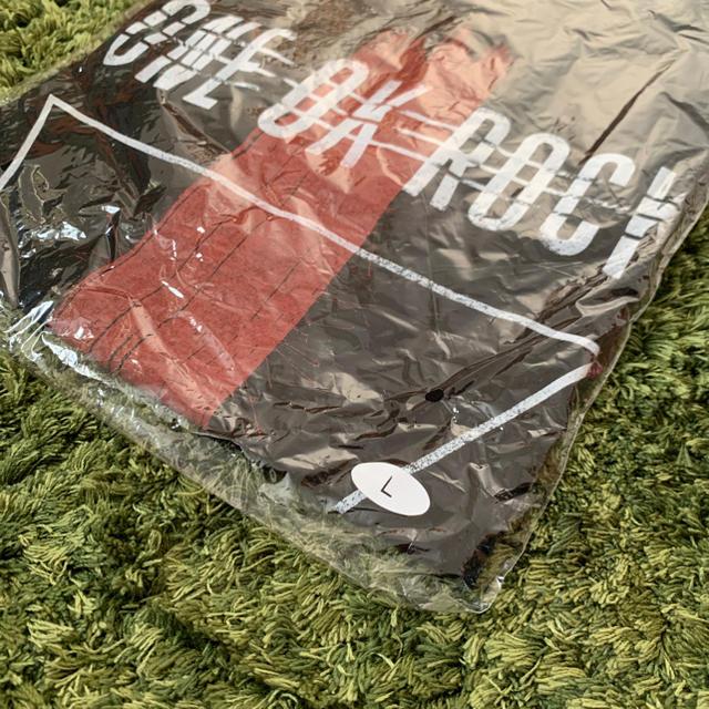 ONE OK ROCK(ワンオクロック)の新品未使用 ONE OK ROCK Tシャツ メンズのトップス(Tシャツ/カットソー(半袖/袖なし))の商品写真