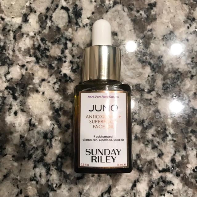 Sephora(セフォラ)のSUNDAY RILEY JUNO オイル 35ミリ コスメ/美容のスキンケア/基礎化粧品(フェイスオイル / バーム)の商品写真
