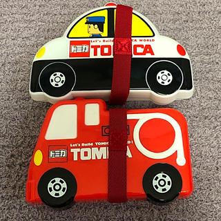トミー(TOMMY)のトミカ♡お弁当箱セット(弁当用品)