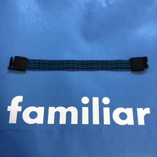 ファミリア(familiar)の新品 ファミリア リストバンド(バングル/リストバンド)