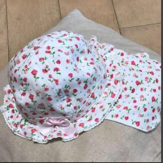 マザウェイズ(motherways)のマザウェイズ 帽子 44㎝(帽子)