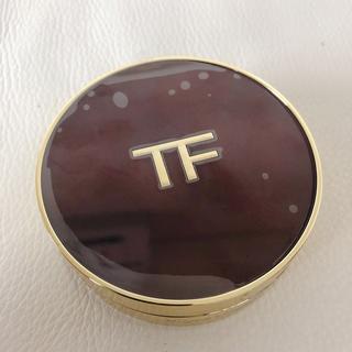 トムフォード(TOM FORD)の【一度使用、未使用に近い】トムフォード クッション ファンデーション(ファンデーション)