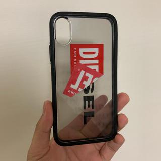 ディーゼル(DIESEL)のiPhoneX.XS用 DIESELのケース 売り切れ続出激レアケース(iPhoneケース)