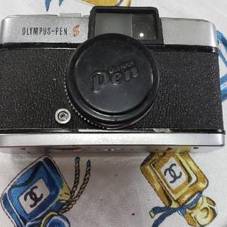 オリンパス(OLYMPUS)のOLYMPUS pen S1960年モデル (フィルムカメラ)