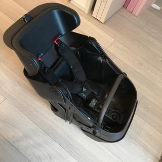 パナソニック(Panasonic)のOGK 自転車チャイルドシート 前乗せ用(自動車用チャイルドシート本体)