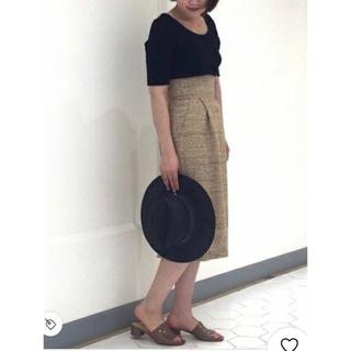 ノーブル(Noble)の5/26まで値下げ✴︎タグ付き未使用 Noble スカート (ロングスカート)