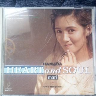 """浜田麻里「Heart and Soul """"The Singles""""」(ポップス/ロック(邦楽))"""