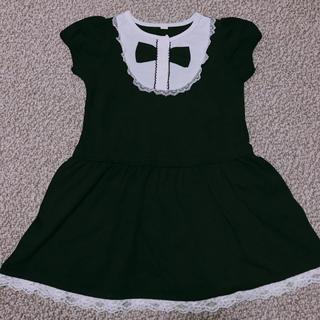 3a3f5f34e95c0 ニシマツヤ(西松屋)のフォーマルワンピース110㎝(ドレス フォーマル)