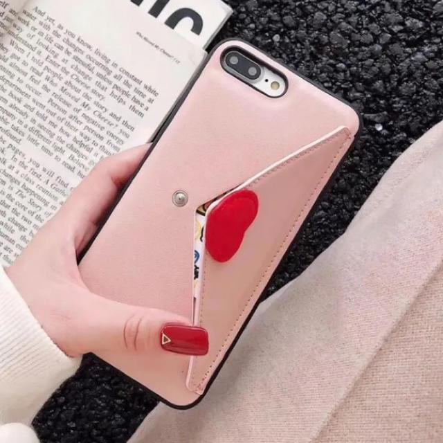 iphone 8 7 ケース 、 ラブレター♡  ☆新品☆  iPhoneケース  ☆  78/X.XS/XRの通販 by matsuhana's shop  |ラクマ