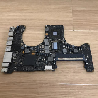 マック(Mac (Apple))のMacbook pro 15インチ 2011 ロジックボード ジャンク(ノートPC)