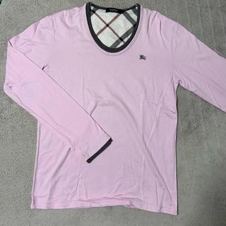 バーバリー(BURBERRY)のバーバリー ロンT(Tシャツ/カットソー(七分/長袖))