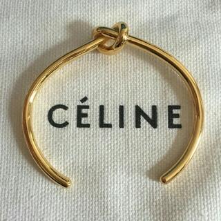 celine - CELINEブレスレットゴールド