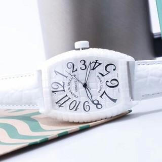 フランクミュラー(FRANCK MULLER)のフランク・ミュラー トノウカーベックス クレイジーアワーズ  (腕時計)