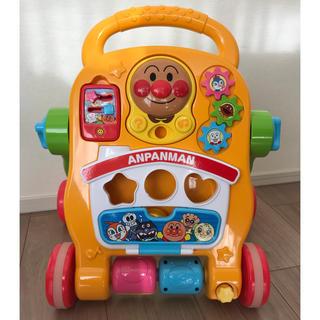 アンパンマン(アンパンマン)のアンパンマン手押し車(手押し車/カタカタ)