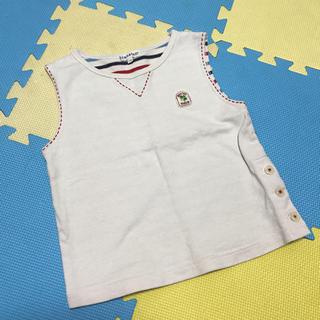 サンカンシオン(3can4on)の3can4on ベスト(Tシャツ/カットソー)