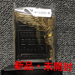 ジッポー(ZIPPO)のZIPPO(ジッポー) ライター ハーレーダビッドソン 日本限定(タバコグッズ)