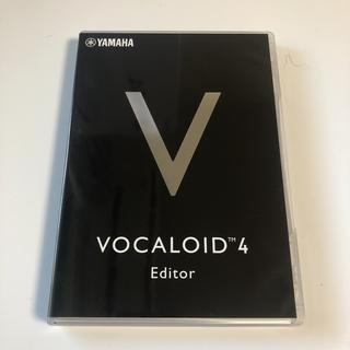 ヤマハ - VOCALOID4 Editor