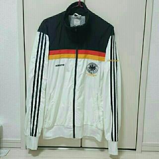 アディダス(adidas)のアディダスオリジナル ドイツ ナイロンジャケット(ナイロンジャケット)