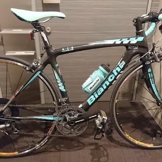ビアンキ(Bianchi)のビアンキ ロードバイク オールカーボン SHIMANO アルテグラ(自転車本体)