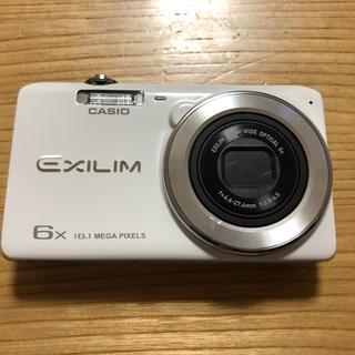 カシオ(CASIO)のデジカメ CASIO EX(コンパクトデジタルカメラ)