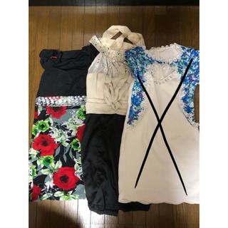 デイジーストア(dazzy store)のドレス まとめ売り dazzy Andy(ミニドレス)