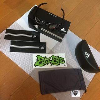 アディダス(adidas)のアディダス kidsサングラス ブラック(サングラス)