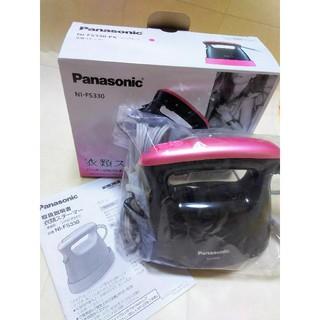 Panasonic - 〔新品〕Panasonic 衣類スチーマー NI-FS330