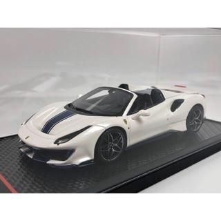 フェラーリ(Ferrari)のBBR 1/43 フェラーリ 488 pista spider 2018 完売品(ミニカー)