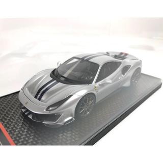 フェラーリ(Ferrari)のBBR 1/43 フェラーリ 488 pista 2018 完売品(ミニカー)