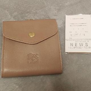 b7da97a1767a イルビゾンテ(IL BISONTE) 財布(レディース)(グレー/灰色系)の通販 85 ...