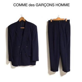 コムデギャルソン(COMME des GARCONS)のCOMME des GARÇONS HOMME セットアップ(セットアップ)